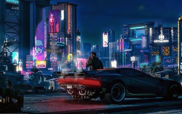 Увидеть Cyberpunk 2077, запущенную на Google Stadia в разрешении 4K, недостаточно, чтобы продать меня в облачных играх