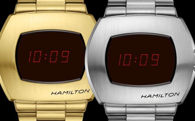 Vuelve el primer reloj digital del mundo por $ 750