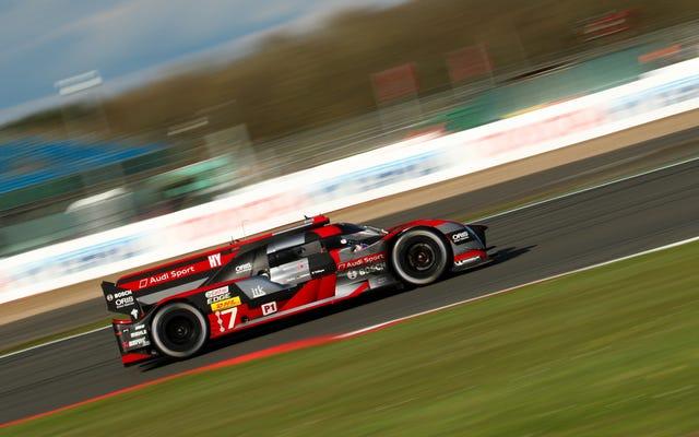 Çok İnce Bir Kızak Bloğu Audi'nin 6 Saatlik Silverstone Kazanmasını Söylüyor