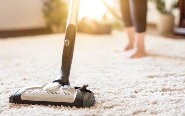 Bagaimana Penyedotan Debu Mempengaruhi Kualitas Udara Rumah Anda