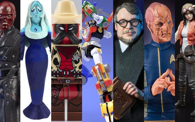 Los juguetes y coleccionables más impresionantes que destruirán tu billetera en San Diego Comic-Con 2018