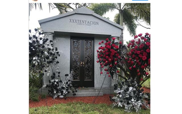XXXTentacionの母親が息子の霊廟を明らかに