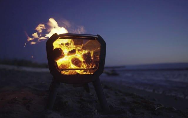 Соберитесь вокруг (бездымного) огня с редкой сделкой на костре BioLite
