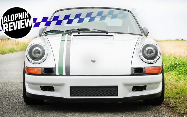 Por $ 325,000 Paul Stephens convertirá su 911 en una obra de arte muy rápida