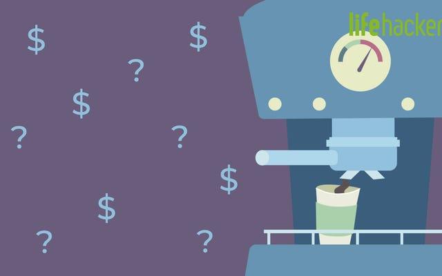 ラテなしでどれだけ金持ちになりますか?