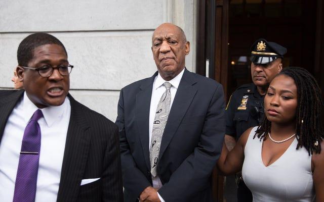 Bill Cosby Retrial เลื่อนออกไปจนถึงปี 2018