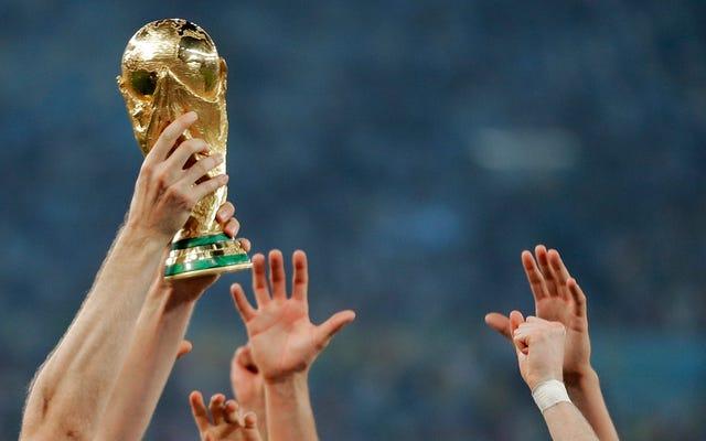 ロシアで開催される2018サッカーワールドカップをオンラインで視聴するための5つのアプリとプラットフォーム