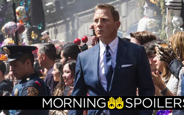 Czy następny film o Bondzie jest bliski znalezienia złoczyńcy?