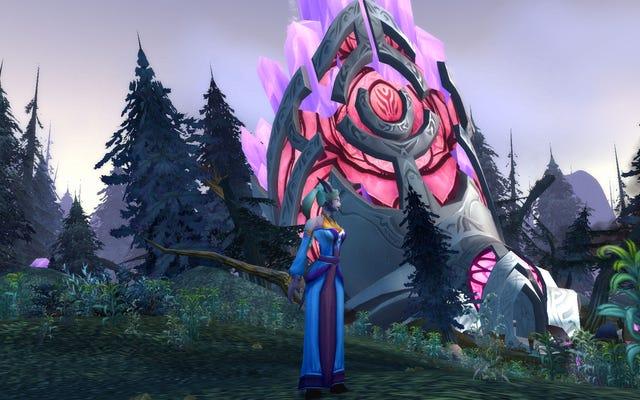 New World of Warcraftのファンサーバーがプレイヤーを燃える十字軍に連れ戻す