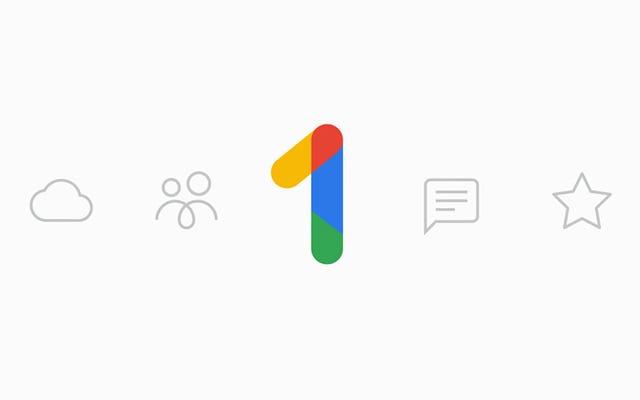 Cách Google One thực sự xếp chồng lên nhau trong cuộc thi trên đám mây