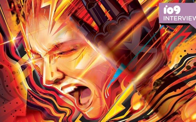 Supervisor VFX Dark Phoenix Membuka Tentang Jean Grey Yang Mengagumkan Yang Mungkin Terjadi