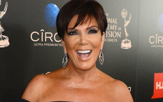 Kris Jenner Transfobik Bruce Jenner Kapak Üzerine InTouch Üzerine HAM'a Gidiyor