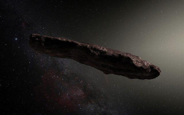 O que significa o estudo de Harvard que afirma que o asteróide Oumuamua pode ser uma sonda extraterrestre