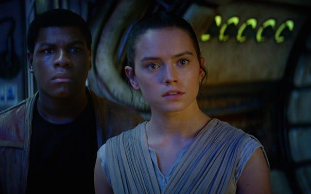 Los mejores amigos Rey y Finn definitivamente pasarán el rato en Star Wars: Episodio IX