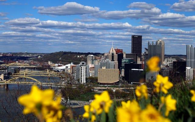 ピッツバーグは環境にやさしいですが、誰が取り残されているのでしょうか?