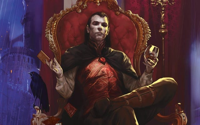 Dungeons & Dragons & Novels: Revisiting Vampire of the Mists