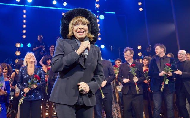 Joyeux 80e anniversaire, Tina Turner!