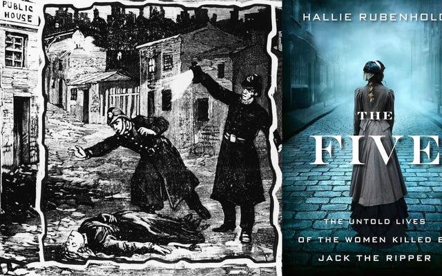 Lima Bukti Jack the Ripper London Terlalu Dekat untuk Kenyamanan