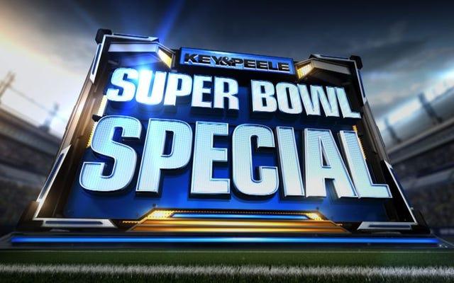 Key & Peele usuwają powietrze z Super Bowl