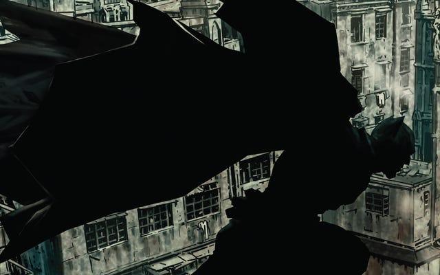 Multiverse Komik DC Memperluas Dengan Jejak Label Hitam Baru dan Beberapa Nama Besar