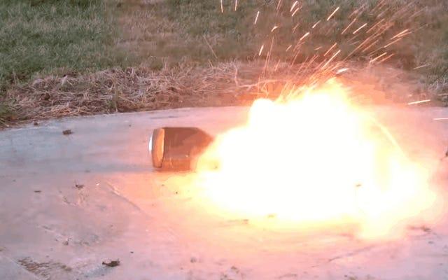 Medio millón de hoverboards retirados del mercado debido a peligro de incendio