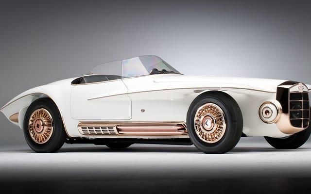 もし私が$ 700,000を持っていたら、私は間違いなく1965年のマーサー-コブラロードスターを買っていただろう
