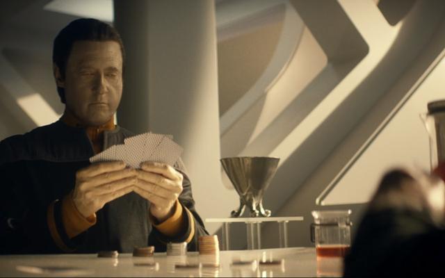 Una storia del difficile rapporto di Star Trek con gli androidi