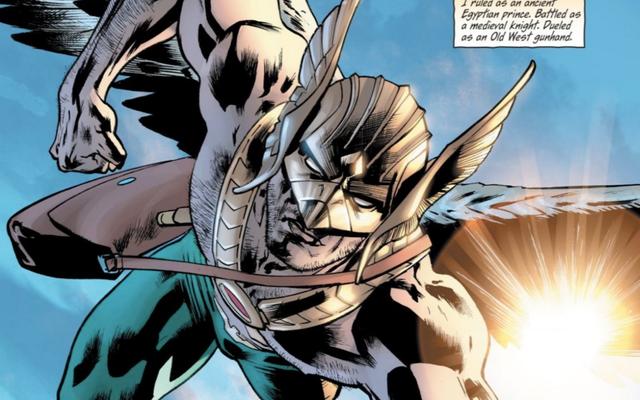 Le retour de Hawkman se concentre sur les meilleures parties du héros de haut vol de DC Comics