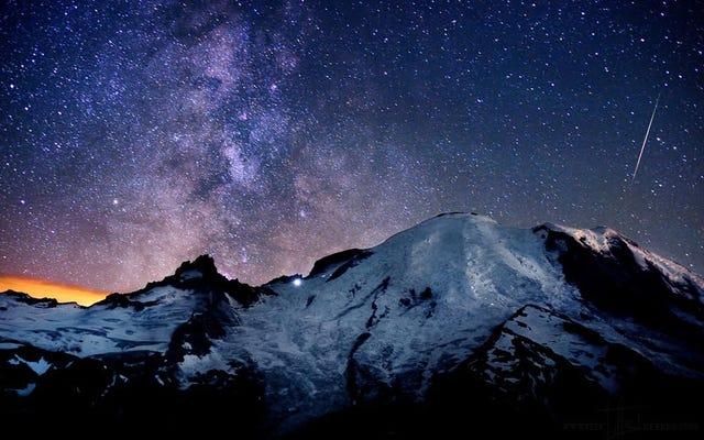 Cómo ver esta noche la excepcional lluvia de meteoritos de las Perseidas