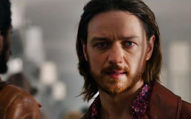 Giáo sư X tiết lộ diện mạo mới mà anh ấy sẽ có trong X-Men: Apocalypse