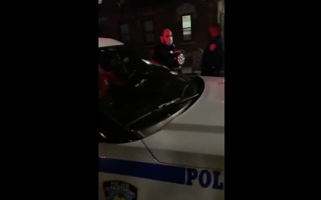 NYPD Officer Suspended After Video of Him Using Patrol Speaker to Say 'Put It on Facebook. Trump 2020,' Was Put on Facebook