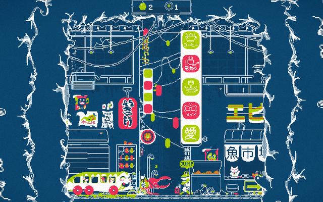 Slime-san Adalah Platformer Lo-Fi Yang Ingin Menyapu Anda