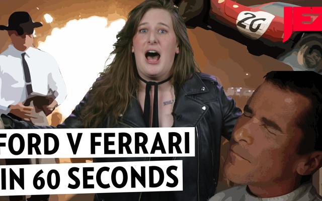 フォードvフェラーリは、これまでで最優秀作品賞にノミネートされた最長の自動車コマーシャルです