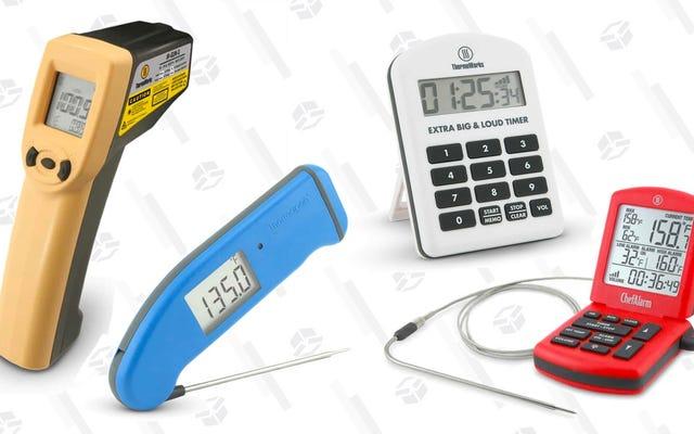 Podaruj swojemu tacie najlepsze termometry, jakie można kupić