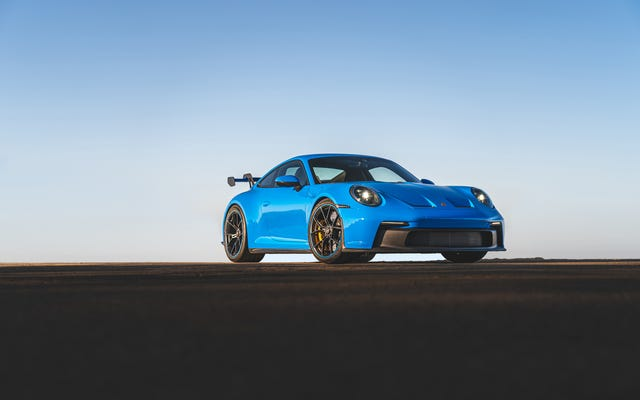 La Porsche 911 GT3 2022 est la 911 perfectionnée