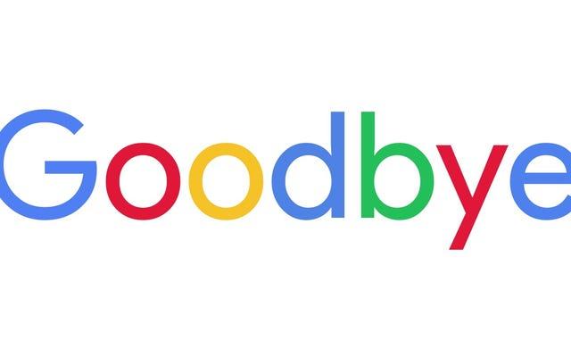 Hướng dẫn Toàn diện để Thoát khỏi Google
