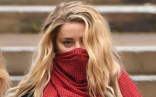 """Amber Heards Schwester sagt im Johnny Depp-Prozess aus: Es gab """"Anzeichen von körperlichem Missbrauch… schon früh""""."""
