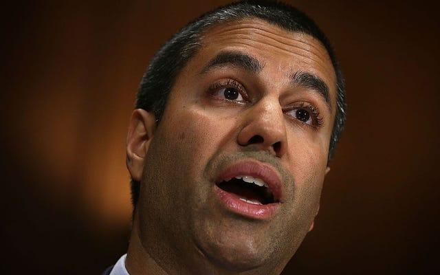FCCは貧しい人々にブロードバンドインターネットを提供するプログラムに手斧を取ります