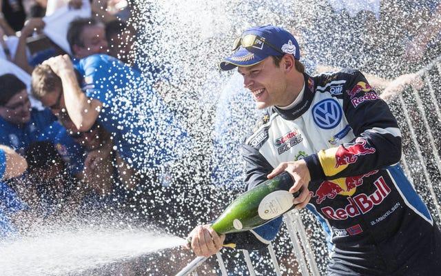 वोक्सवैगन की आखिरी रैली विजेता आखिरकार 2017 WRC कार में उतरी