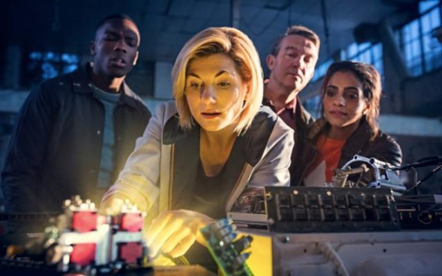 11シーズンのドクター・フーは非常に多様な人々のグループによって作成されています