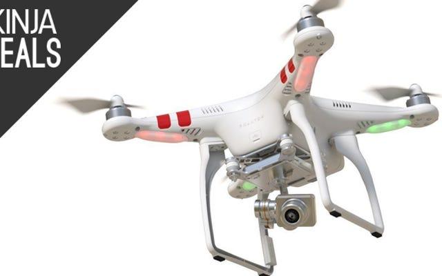 आप जो ड्रोन चाहते हैं वह पहले से कहीं ज्यादा सस्ता है