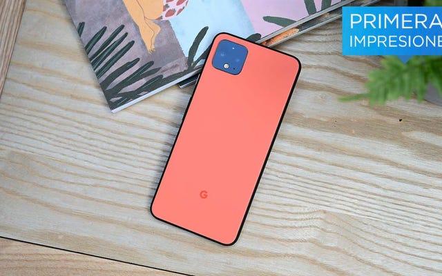 新しいGooglePixel 4は、スマートフォンをスマートにするものを再定義する可能性があります