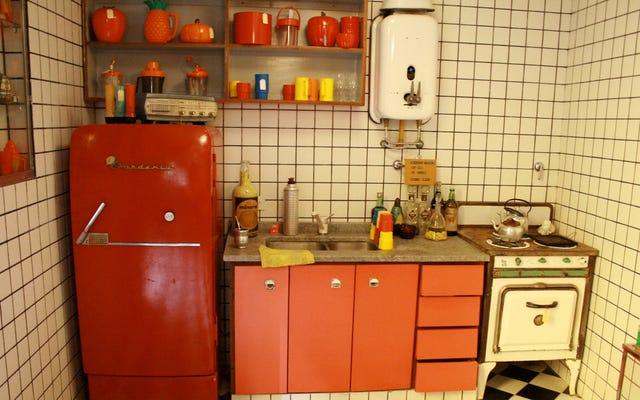 他の誰かのキッチンで料理する方法