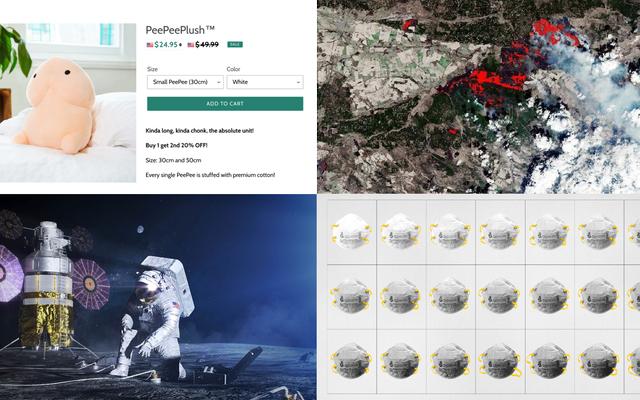 ペニスぬいぐるみ、ズームのグーグル問題とアポロ13号からの教訓:今週のベストギズモードストーリー