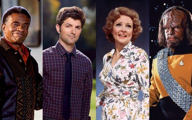 दिवंगत महान: 18-प्लस टीवी पात्र जो बुदबुदाते हैं, मिडस्ट्रीम दिखाते हैं