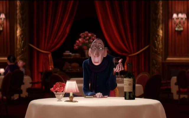 Ratatouilleの最高のシーンは、実写がアニメーションを超えることができないことを証明しています