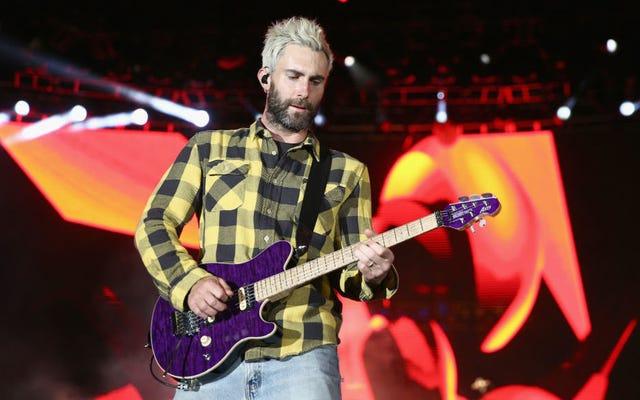 El nuevo álbum de Maroon 5, Red Pill Blues, NO es una referencia al movimiento MRA