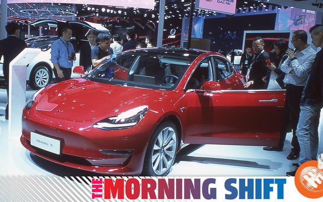 Tesla raggiunge una valutazione di 100 miliardi di dollari