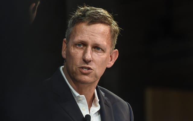 El administrador de Trump otorga un contrato de seguimiento del coronavirus al Palantir de Peter Thiel: informe