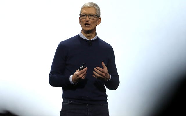 Apple to dmucha